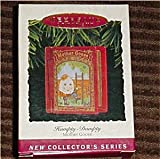 Hallmark Keepsake Ornament - Humpty-Dumpty by Mother Goose - First in Series 1993 (QX5282)