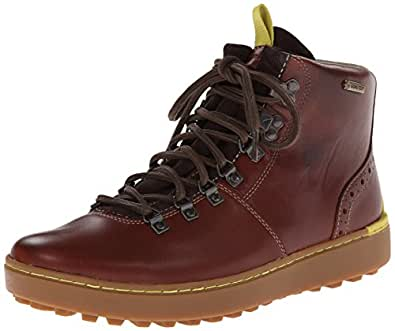 Clarks Men's Nanu Hike GTX Snow Boot, Chestnut, 11.5 M US