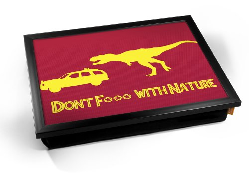 Don't F*** With Nature Funny Design