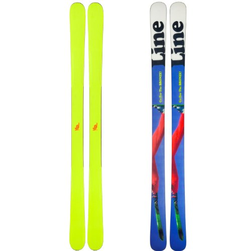 Herren Freestyle Ski Line Afterbang 166 2014