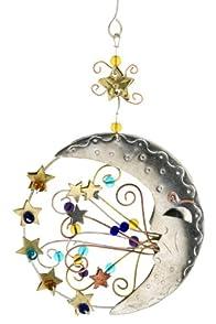 Pilgrim Imports Moon Magic Fair Trade Ornament