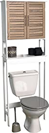 Over The Toilet Space Saver Cabinet S…