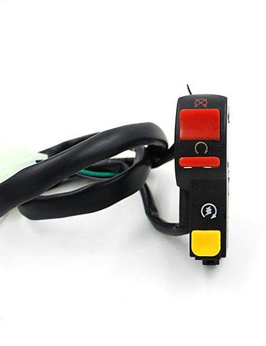 ZQQ pit sporcizia kill switch moto con pulsante di avvio per 50cc-250cc atv taotao jaja