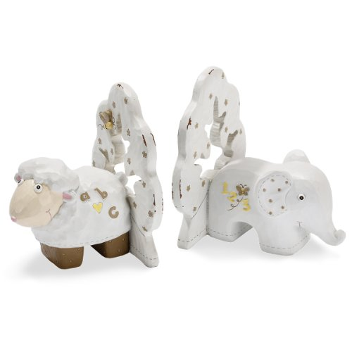 Dicksons Bookends, Lamb/elephant - 1