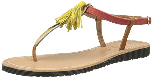 Banana Moon  Beanery,  Sandali Donna, multicolore (Multicolore (Sho19)), 36 EU