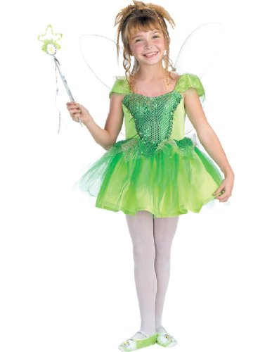 Tinker Bell Prestige 4 To 6 front-937130