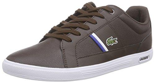 lacoste-europa-tcl-herren-sneakers-braun-dk-brw-dk-brw-db2-445-eu-10-herren-uk