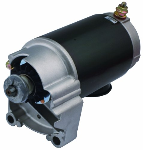 Oregon 33-709 Electric Starter Motor Replacement For Briggs & Stratton 498148, 495100, 399928