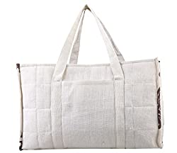 Marmitte Women's 100% Polyester and Linen Bag