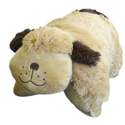 Pillow Pet Soft Toy, Dog, 30 x 50 Cm