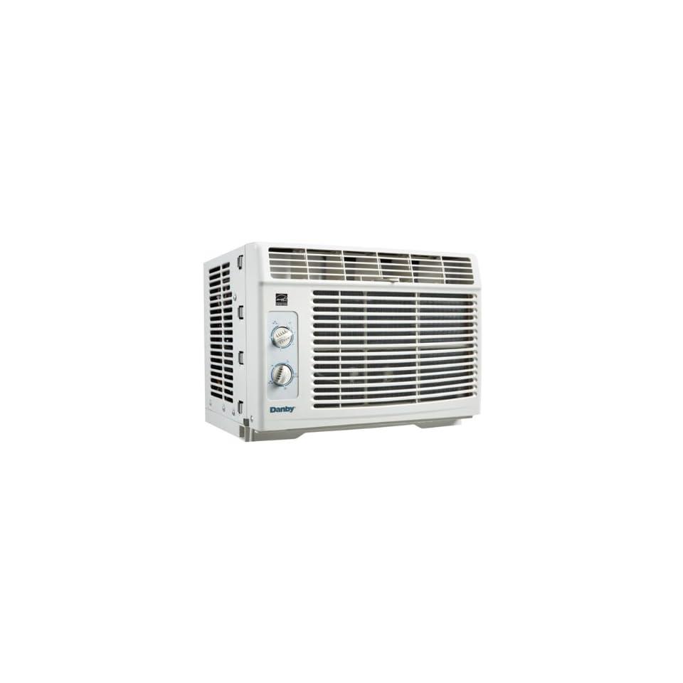 5,000 BTU Energy Star Window Air Conditioner
