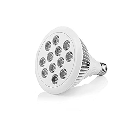 THG 24W E27 Plant Grow LED Light Bulb Full Spectrum Growing Lamps Lighting for Garden Greenhouse and Hydroponic
