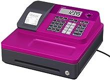 Comprar Casio SE-G1SB-PK - Caja registradora (cajón pequeño para dinero, impresora y pantalla para cliente), color rosa