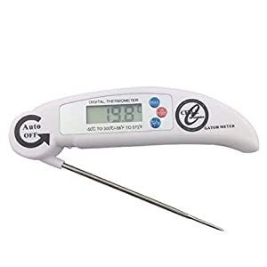 pyrex digital meat thermometer instructions