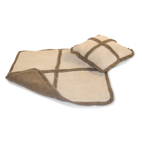 Travel Blanket Pillow Set front-982551
