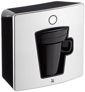 wmf 699900017f wmf 1 kaffeepadmaschine schwarz. Black Bedroom Furniture Sets. Home Design Ideas