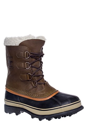 Men's Caribou Waterproof Lace-Up Boot