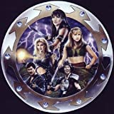 Xena: Warrior Princess Lithograph 24 x 36 inches Lucy Lawless Renée O'Connor Ted Raimi Hudson Leick Bruce Campbell Art Print Poster Limited Edition