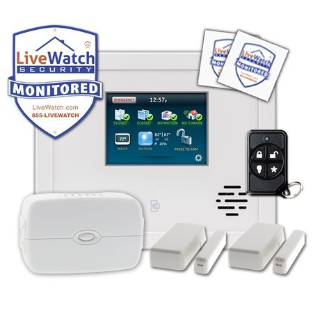 Ge Wireless Security System