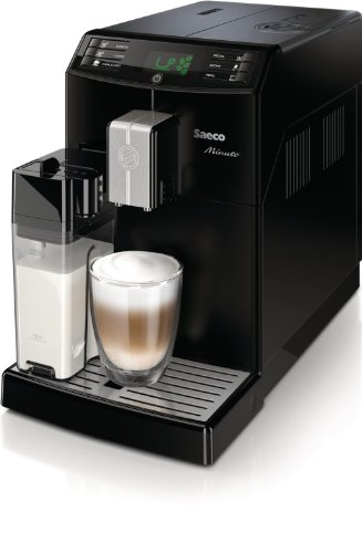 Philips Saeco Minuto One Touch Hd8763/01 Espresso Coffee Machine