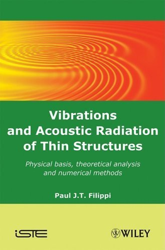 Vibrations and Acoustic Radiation of Thin Structures: Physical Basis, Theoretical Analysis and Numerical Methods 1st edition by Filippi, Paul J. T. (2008) Hardcover