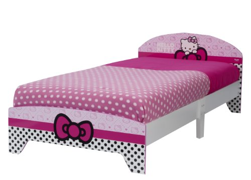 Hello Kitty Single Bed