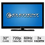 "Element 32"" LCD 720p 60Hz HDTV 