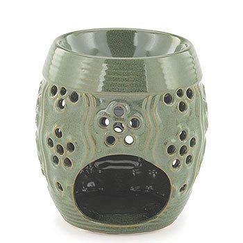 Non Electric Tart Burner Jade Stone (Tin Tart Burner Electric compare prices)