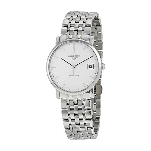 longines-femme-bracelet-boitier-acier-inoxydable-automatique-cadran-blanc-analogique-montre-l4809412