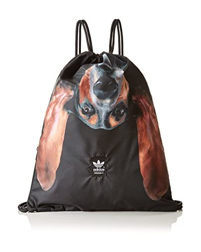 adidas Rucksack Puppy Pack Gyms schwarz