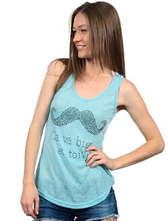 Dovely & Jo - Top vest - Woman - Dovely & Jo Top vest Woman H3001 turquoise - TU