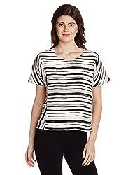 Lee Women's Tunic Shirt (LESH9150_Black_X-Large)