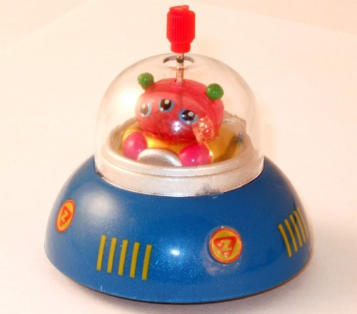 Z Wind UP Never Fall Spacy UFO