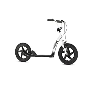 "Torker Scooter 16"" White/Black"