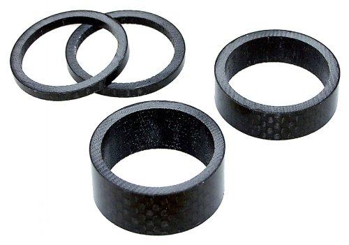 Carbonspacer-Satz 4 Stück für Rennrad MTB 1 1/8 Carbon