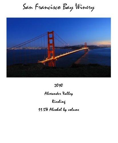 2010 San Francisco Bay Winery Riesling 375 Ml
