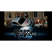Movie Fast & Furious 6 HD Wallpaper Background