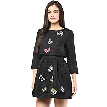 Polyester shift dress for women amazon in clothing amp accessories