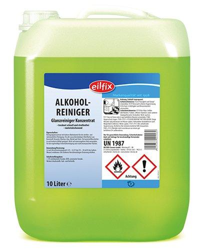 eilfix-alkoholreiniger-grun-konzentrat-fur-glas-und-kunststoff-1-x-10-liter-kanister
