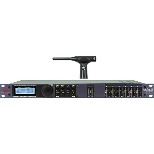 Dbx Drive Rack 260 With Rta-M Reference Mic (Standard)