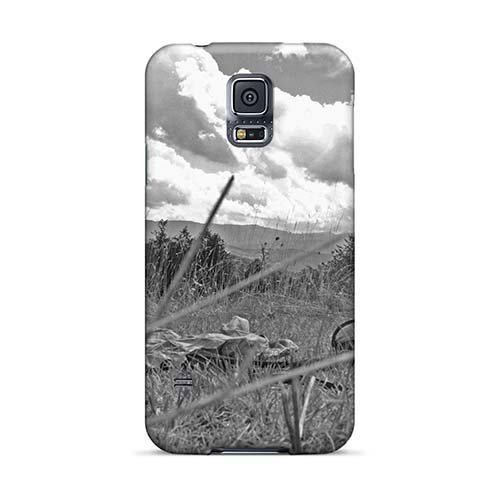 Scratch Resistant Hard Cell-phone Case For Samsung Galaxy S5 (hvf16793MUqg) Support Personal Customs Trendy Lunatica Band Image