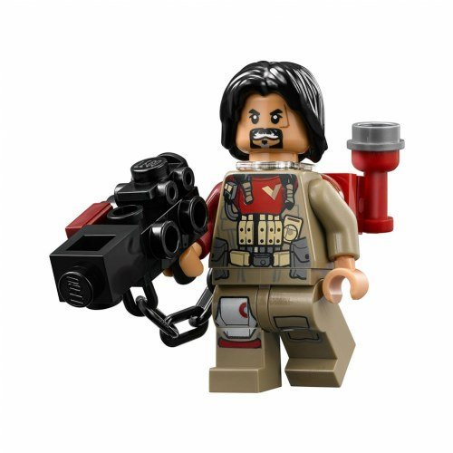 LEGO Star Wars: Rogue One - Baze Malbus Minifigure 2016