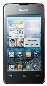 Huawei Ascend Y300-0151 4GB, Black Factory Unlocked