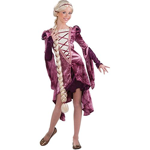 Drama Queen Rapunzel Tween Costume