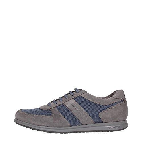 Stonefly 105835 Sneakers Uomo Crosta Asphalt - Blu Navy Asphalt - Blu Navy 41
