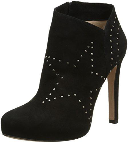Pura LopezAJ269B - Stivali Donna , Nero (Black (nero)), 37