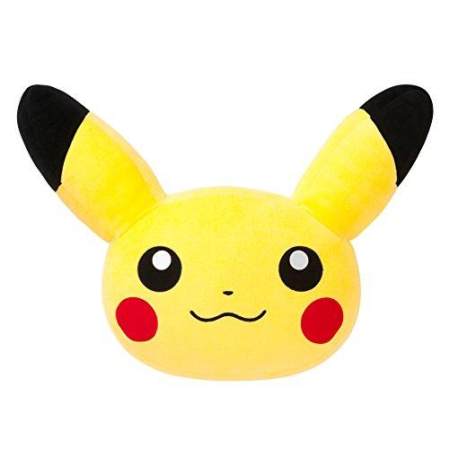 ポケモンセンターオリジナル もちもちフェイスクッション Pikachu