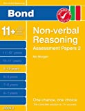Nicola Morgan Bond Assessment Papers NVR: New Bond Assessment Papers Non-Verbal Reasoning 9-10 Years Book 2