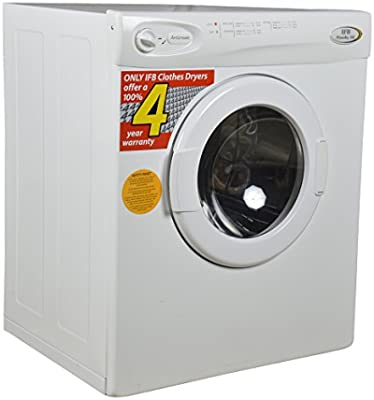 IFB Maxi Dry Dryer (5.5 Kg, White)