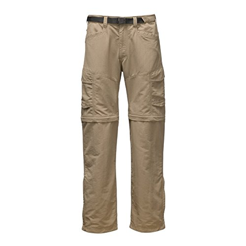 North Face Paramount Peak 2 Convert Short Leg Walking Pants XX Lrg Dune Beige (North Face Paramount Peak 2 Pants compare prices)